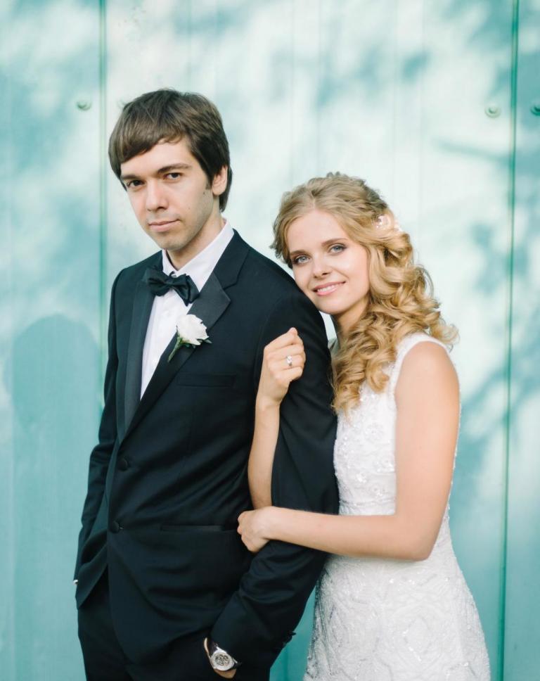 Ведущий на свадьбу Ани и Димы, отзыв