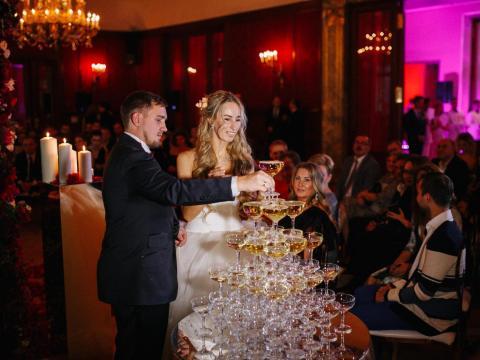 Ведущий на свадьбу Ян Кальянов
