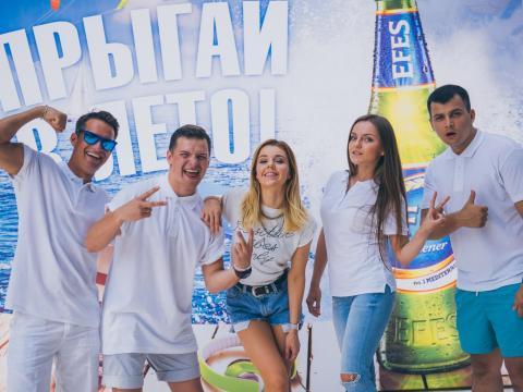 Ведущий на корпоратив Ян Кальянов